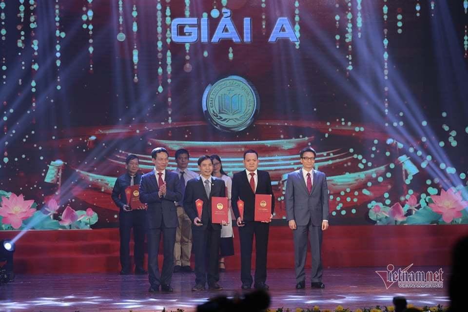 Tác phẩm 'Đoàn binh Tây Tiến' giành giải Sách Quốc gia lần thứ ba