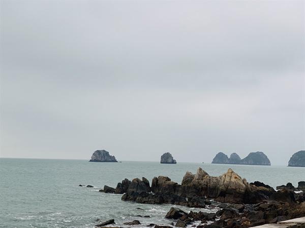 Ngoc Vung Island, a glowing pearl of Quang Ninh