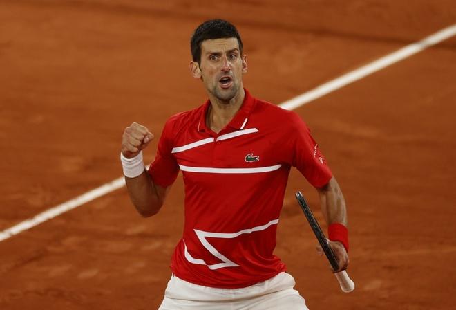 Djokovic đại chiến Nadal ở chung kết Pháp mở rộng