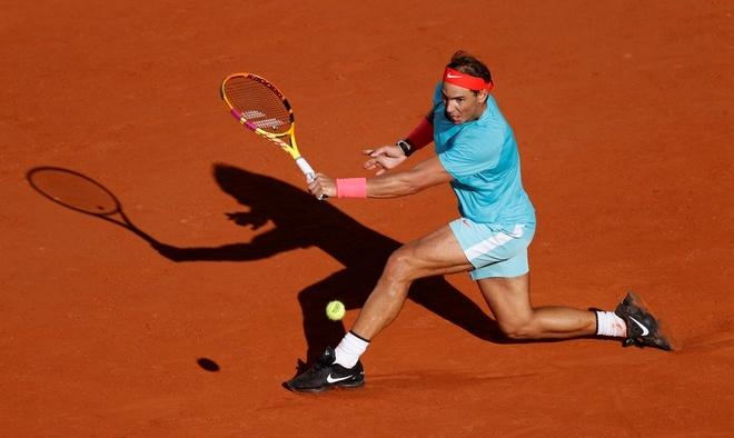 Rửa hận Schwartzman, Nadal lần thứ 13 vào chung kết Roland Garros