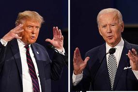 Trận so găng lần hai Trump - Biden bị hủy
