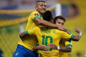 Neymar tỏa sáng, Brazil khởi đầu như mơ ở vòng loại World Cup