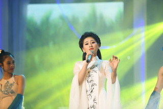 Ca sĩ Lê Minh Ngọc hài lòng khi giành Á quân Giọng hát hay Hà Nội 2020