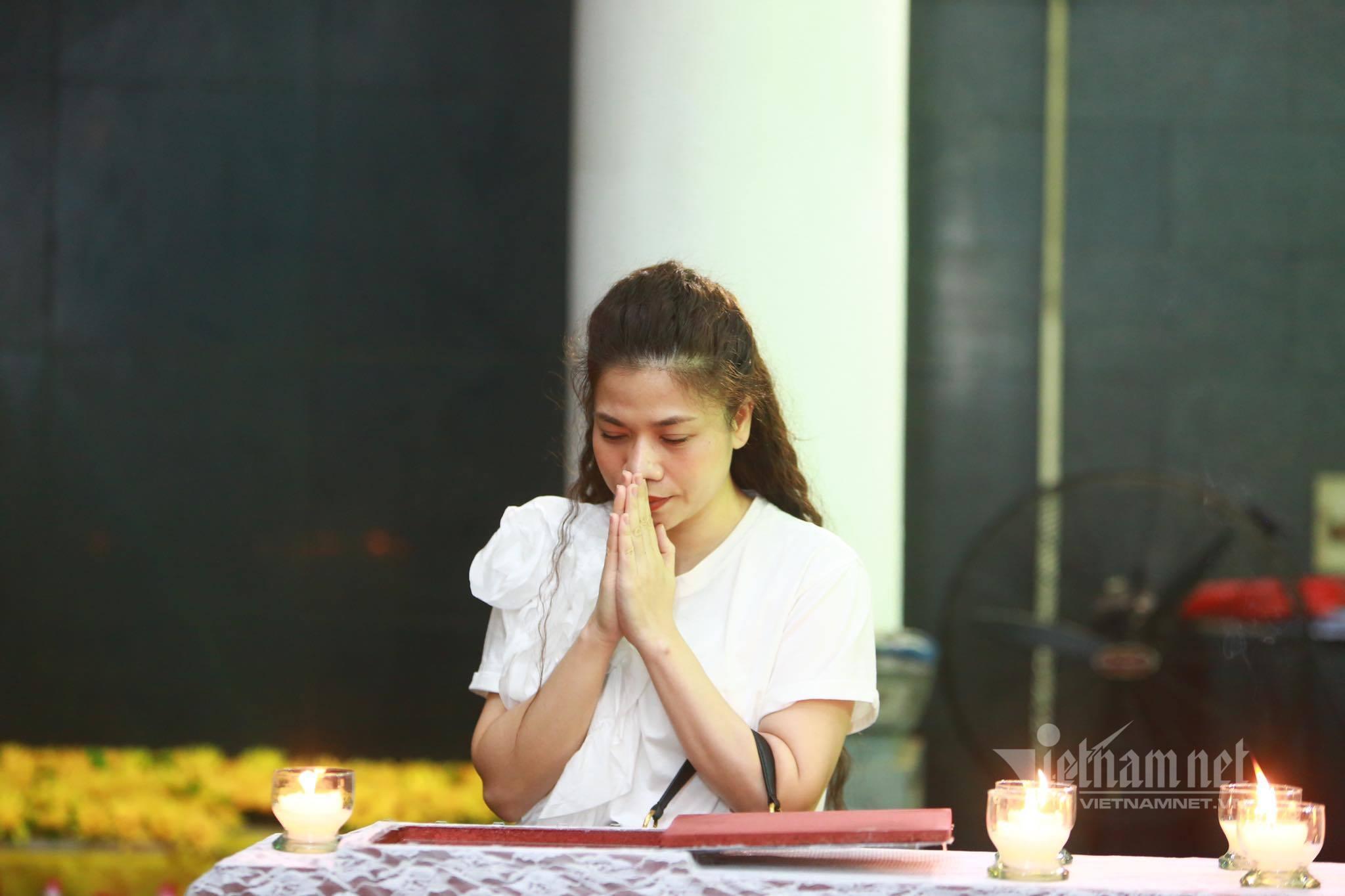 Thanh Thanh Hiền, Minh Quân tiễn biệt ca sĩ Tuấn Phương