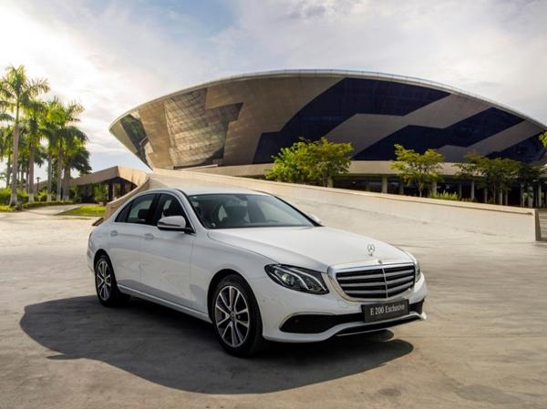 Vietnam Star thu cũ, đổi mới xe Mercedes-Benz