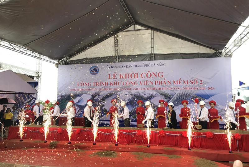 Đà Nẵng chi hơn 700 tỷ xây công viên phần mềm số 2