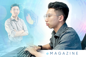 Chàng trai 25 tuổi được châu Âu vinh danh: Làm an toàn thông tin để luôn theo kịp công nghệ