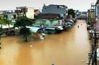 Bão suy yếu thành áp thấp, Quảng Nam - Đà Nẵng nguy cơ ngập diện rộng
