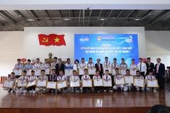 13 Huy chương Vàng được trao tại Hội đồng thi kỹ năng nghề số 3
