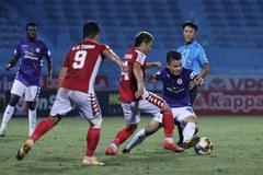 V-League lượt về: TPHCM lại thua Hà Nội, HAGL trở lại mặt đất