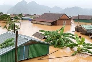 Miền Trung đối mặt với ba áp thấp nhiệt đới trong 10 ngày tới