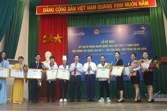 Kết thúc kỳ thi kỹ năng nghề nhiều đổi mới: 168 thí sinh đạt huy chương