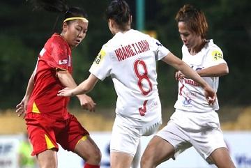 Vòng 6 giải nữ VĐQG 2020: Xứng đáng chung kết sớm, Hà Nam chuộc lỗi