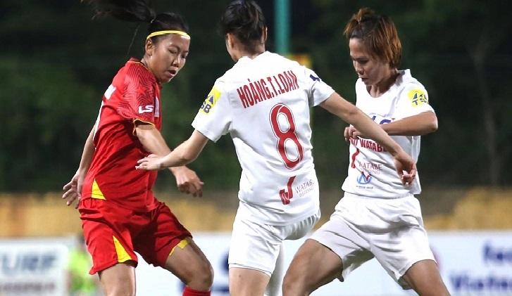 Vòng 6 giải nữ VĐQG 2020: Đáng chung kết sớm, Hà Nam chuộc lỗi