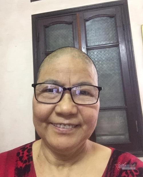 Người phụ nữ mắc 3 ung thư, truyền 47 lần hóa chất trong 4 năm