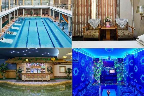 Vẻ đẹp ngỡ ngàng trong các khách sạn Triều Tiên