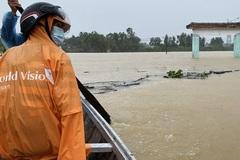 Nhiều nơi ở Đà Nẵng ngập chưa từng có, 4 người mất tích chưa tìm thấy