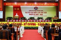 Đại hội đại biểu Đảng bộ Quảng Nam họp phiên trù bị thống nhất nhiều nội dung