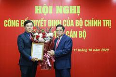 Ông Lê Quốc Phong được giới thiệu để bầu giữ chức Bí thư Đồng Tháp