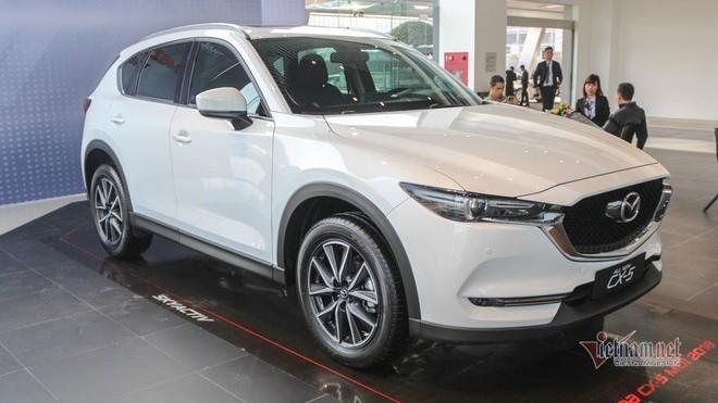 10 xe bán chạy tháng 9: Hai mẫu mới lần đầu lọt top