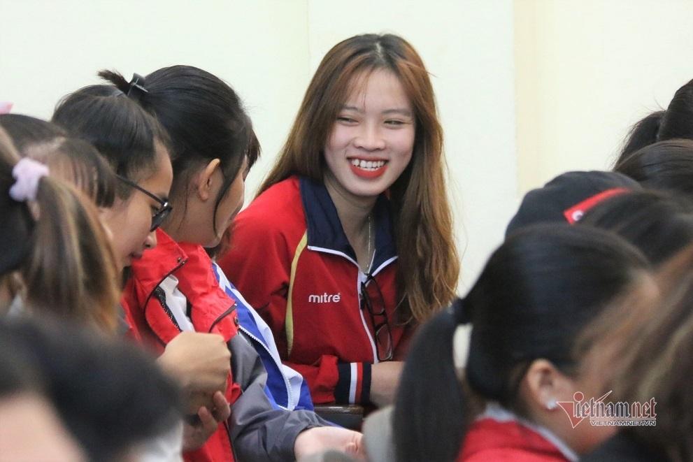 Xây dựng trường đại học an toàn với nữ sinh viên và giảng viên