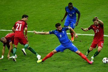 Xem trực tiếp Pháp vs Bồ Đào Nha ở kênh nào?