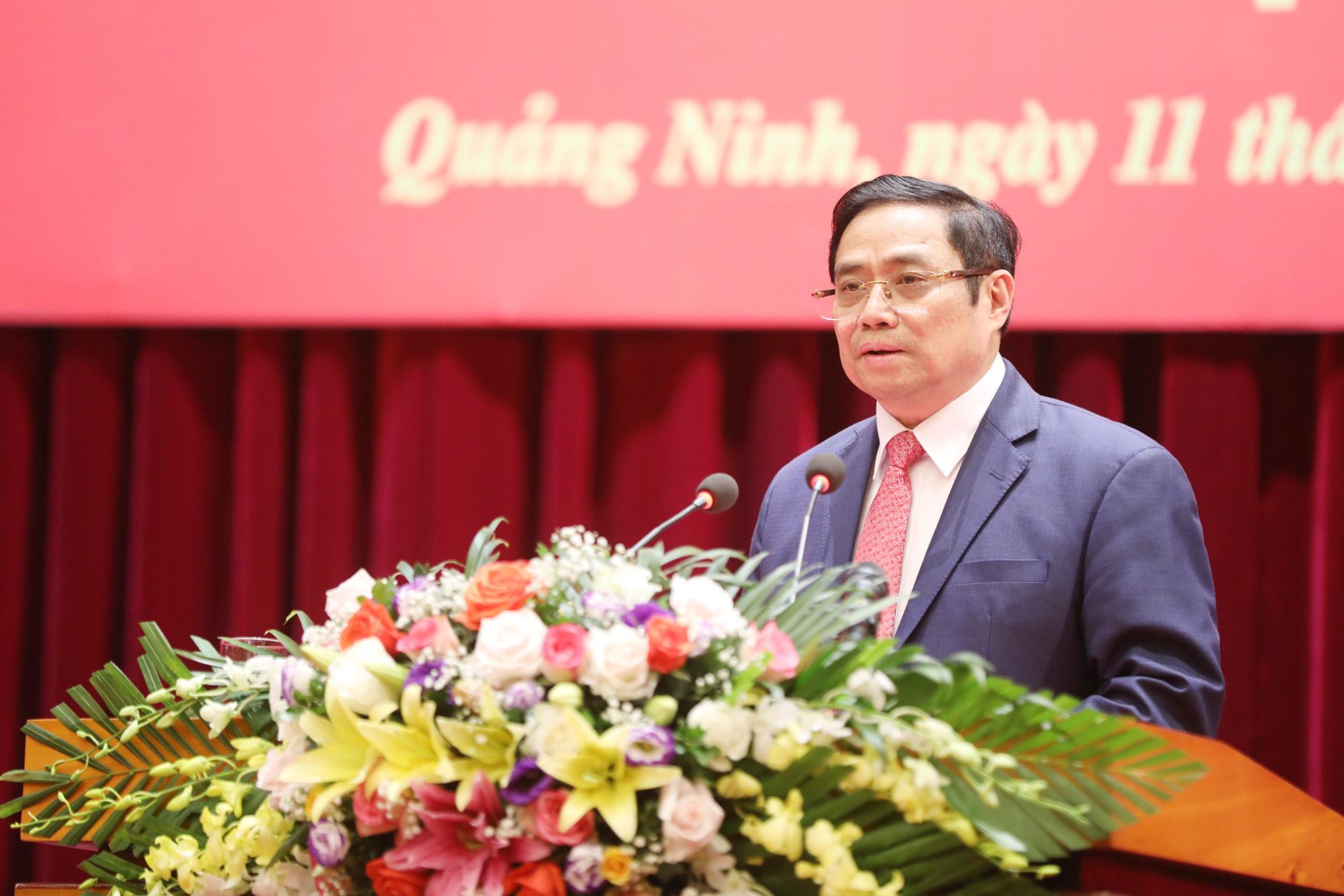 Chủ tịch tỉnh Quảng Ninh được giới thiệu để bầu Bí thư Điện Biên