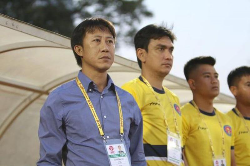 HLV Nguyễn Thành Công dẫn dắt Quảng Nam