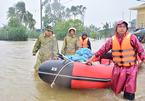 17 người chết, miền Trung vẫn chìm trong mưa lũ