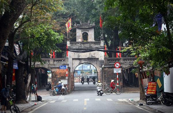Hanoi anniversary