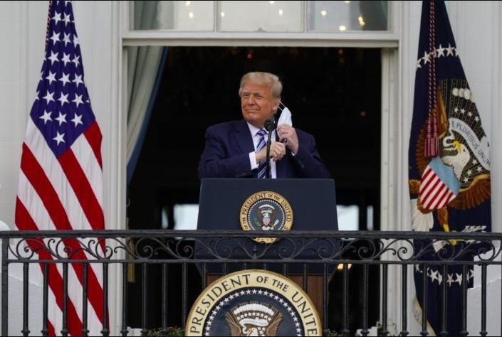 Tổng thống Mỹ Donald Trump khỏi hẳn Covid-19, tiếp tục tranh cử
