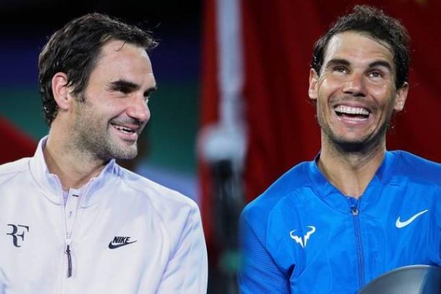 Federer phản ứng cực chất khi Nadal sánh ngang kỷ lục Grand Slam