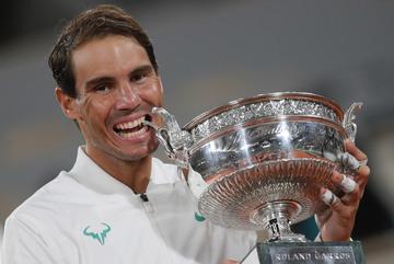 Rafael Nadal: Chiến binh bất tử