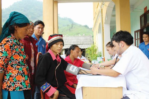Tích cực đổi mới, nâng chất tuyến y tế cơ sở