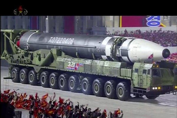 Hàn Quốc lo ngại tên lửa đạn đạo mới của Triều Tiên