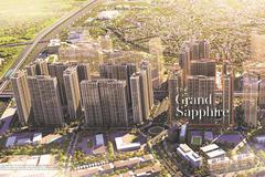 Sức hút từ vị trí của Grand Sapphire 2 - Vinhomes Smart City