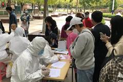 Phát hiện nhiều ca nhiễm mới, Trung Quốc xét nghiệm gần chục triệu dân