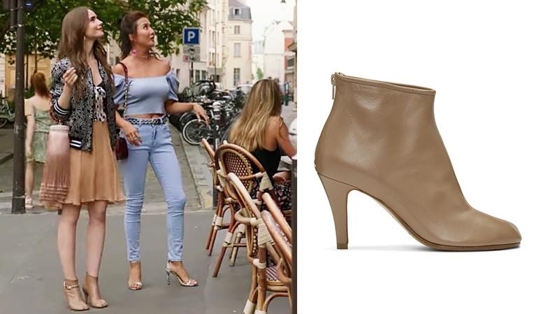 Diện đồ sang chảnh như Lily Collins trong 'Emily in Paris'
