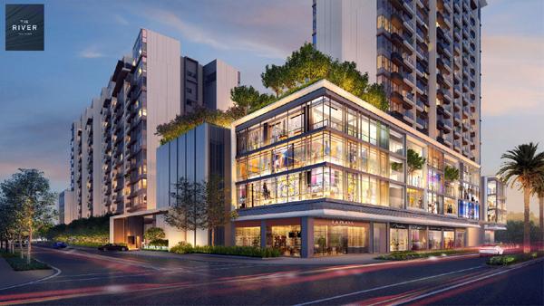 City Garden Thủ Thiêm ký hợp tác với 4 nhà phân phối cho HUDSON Tower
