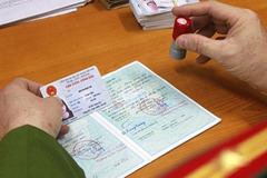 Citizen chip-mounted identity cards must use advanced technology