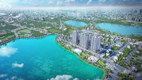 Có gì tại dự án cao cấp bậc nhất cửa ngõ Đông Sài Gòn?