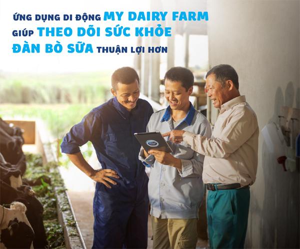 Sứ mệnh mới của thương hiệu sữa Cô Gái Hà Lan