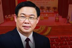 Ông Vương Đình Huệ tái đắc cử Bí thư Thành ủy Hà Nội với 100% số phiếu