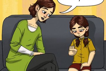 Dạy con phân biệt thế nào là đụng chạm không an toàn