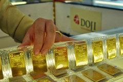 Giá vàng hôm nay 14/10: Vàng tụt giảm khi USD bất ngờ tăng vọt