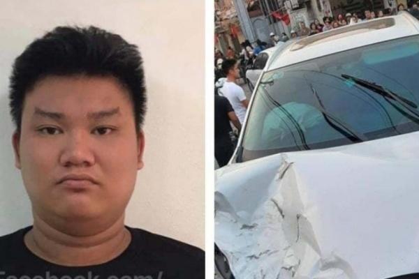 Khởi tố vụ thiếu gia 18 tuổi uống rượu gây tai nạn liên hoàn ở Sơn Tây