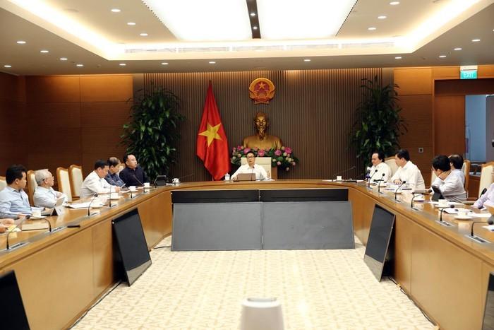 Phó Thủ tướng Vũ Đức Đam: Phải  cầu thị, trân trọng tiếp thu góp ý về SGK