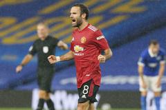 Juan Mata từ chối hợp đồng cực khủng dụ rời MU