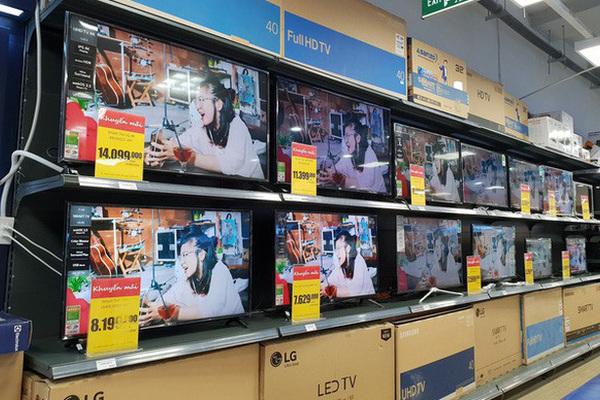 Trong 'bão' giảm giá 50%, tivi 4K 43 inch có giá bán rẻ không tưởng