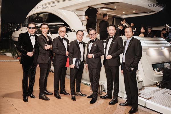 Chương Tailor mở dạ tiệc giới thiệu bộ suit gần 1 tỷ đồng